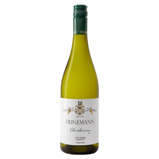 2019 Heinemann Chardonnay Kabinett Alte Reben (HVID)