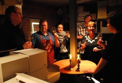 Vinbutikken.dk Kælder Vinsmagning Lørdag 5 Oktober 2019