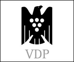 VDP logo for tyske kvalitets vine hvor producenten er medlem af VDP