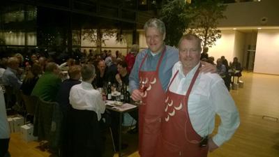 Større og større Vinsmagninger med vores Baden vin i vinklubber