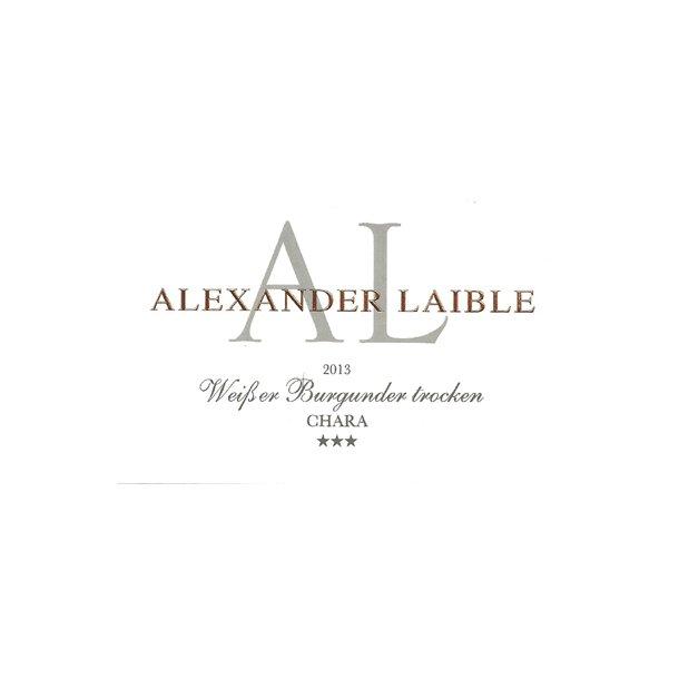2018 Laible Weisser Burgunder Trocken CHARA *** (HVID)