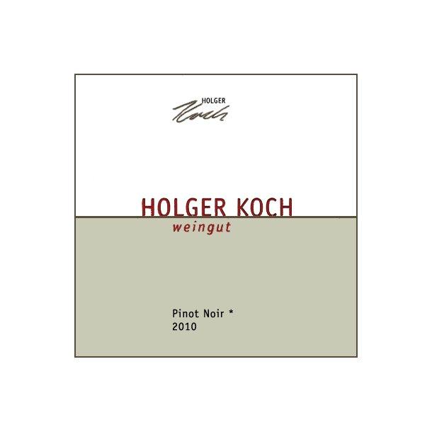 2010 Holger Koch Pinot Noir Selection * (RØD)