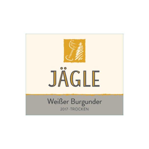 2017 Jägle Weissburgunder Trocken (HVID)