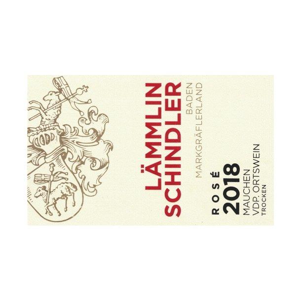 2018 Lämmlin-Schindler Rosé Trocken (ROSE)
